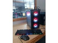 Gaming PC MSI H81M i5 4460 3.2GHz 8gb