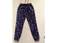 Ladies size 8 trousers