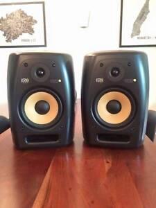 KRK VXT8 Studio Monitors (Pair) Elwood Port Phillip Preview
