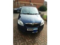 Skoda, FABIA, Estate, 2009, Manual, 1422 (cc), 5 doors