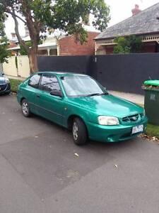 2000 Hyundai Accent $1950 ono Balaclava Port Phillip Preview