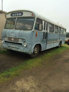 1968 Bedford Bus Motorhome Whittlesea Whittlesea Area Preview