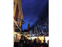 Join Us For A Coach Trip To Bruges Christmas Market On Friday 25 November 2016.