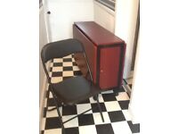 Spacesaver Table & chairs