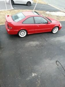 2000 Honda Civic Coupe Si