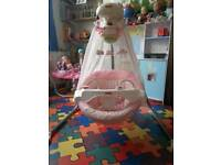 Fisher Price Baby Cradle Swing