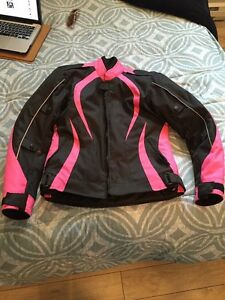 Women's Armoured Motorcycle Jacket