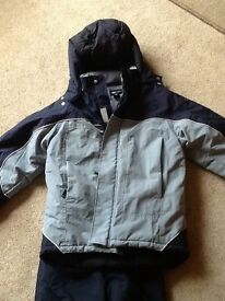 Childs Ski Jacket and Trousers