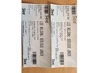 Lee nelson tickets Swindon Wednesday 29th march