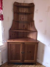Kitchen Dresser (Corner Unit)