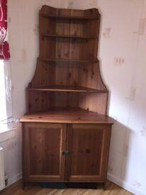 Kitchen Dresser (Corner Unit)