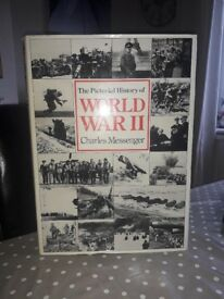 The Pictorial History of World War 2 by Charles Messenger