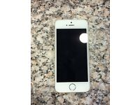 Apple iPhone 5s 16GB White (Locked to TESCO Mobile)