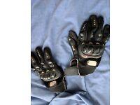 Helments ,jacket,gloves