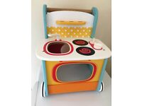 ELC wooden play kitchen £8 collection from Shepshed