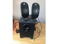 Logitech X-210 Speaker System