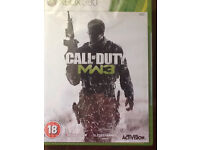 CALL OF DUTY MW3 ( for the Xbox 360)