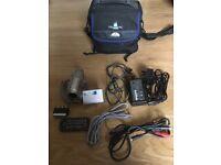 Sony handycam DCR HC40e video camera