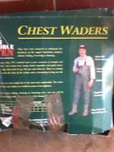 CHEST WADERS Plympton West Torrens Area Preview