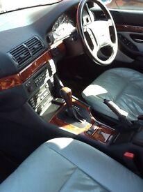 Swap BMW 530d auto