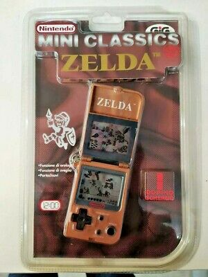 Nintendo Mini Classic Zelda - Gig - Ita - chiuso