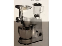 STAND FOOD MIXER WITH ATTACHMENTS
