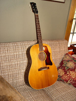 Late 1960's Gibson J-50 ADJ Acoustic Guitar ~ Rare Find
