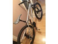 hardtail downhill mounting bike good condion