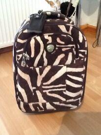 Domo animal print cabin case.quality item
