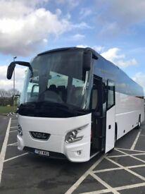 Minibus & Coach Hire with driver |**BARGAIN & CHEAP PRICES**| Edinburgh & NATIONWIDE