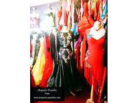 Ballroom Latin dance dresses designs for sale