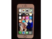 iPhone 6s gold 64gb any network