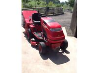 Countax C38H Ride on Lawn Tractor