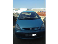 XSARA PICASSO Drives Great But No MOT Good Condition