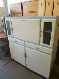 1950 s upcycled kitchen unit