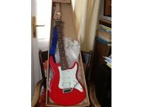 Crafter Electric Guitar still in box
