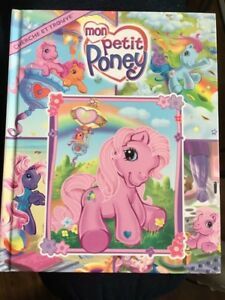 FRENCH MY LITTLE PONY LOOK AND FIND BOOK