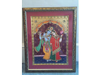 Beautiful Tanjore Indian Painting
