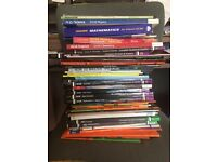 UKCat, Key Stage 2, 11+ and A Level and GCSE Textbooks For Sale
