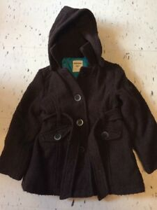 Girls Old Navy Fall Coat Size 5