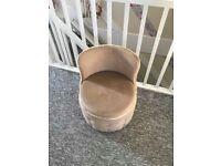 Sherborne Little Chair / Footstool