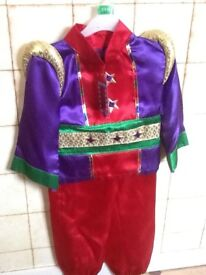 Ladybird kings outfit