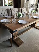 NEW SOLID HARDWOOD FRENCH PROVINCIAL OR HAMPTON'S STYLE DINING TABLE!! Casuarina Kwinana Area Preview