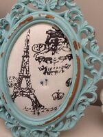 Vintage Distressed Style Pin Board Photo Frame.......ideal Jewellery Holder Gift -  - ebay.co.uk
