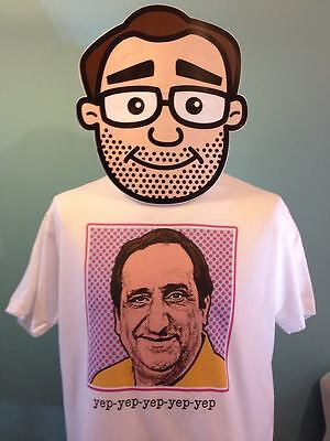 Happy Days   Al Molinaro   Pop Art Sit Com T Shirt