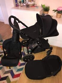 bugaboo stomp 3 pram pushchair
