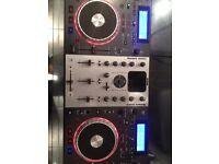 Numark MixDeck Universal DJ controller - CD, USB, MIDI Controller - RRP #599 - Perfect working order