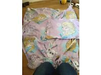 frozen and peppa toddler bedding