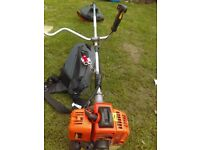 echo petrol strimmer very powerfull £150.00 no offers may take cheap trade in