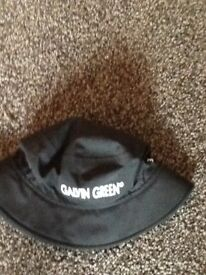 Galvin green goretex hat